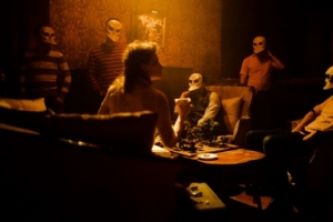 Scene from Sleep No More